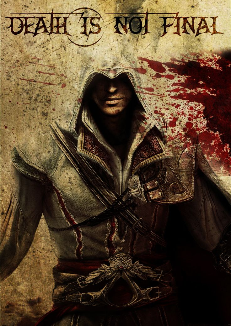 Death Is Not Final by KingCarlitos.deviantart.com on @DeviantArt