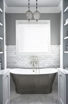 104 Cobblestone - traditional - bathroom - other metro - Milestone Custom Homes
