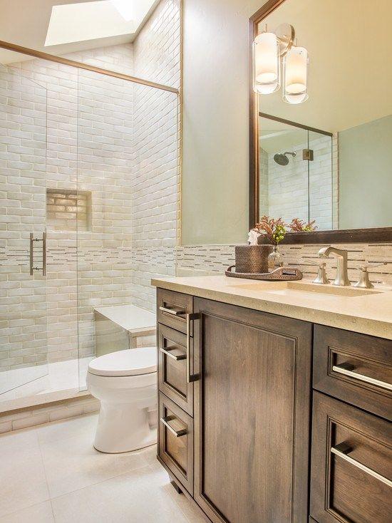バスルーム new bathroom addition 普通 - ベージュ 浴室 メーカー インテリア実例
