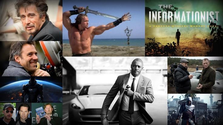 Cineast: Новости недели. Выпуск 15 (25) 22-28 октября 2012