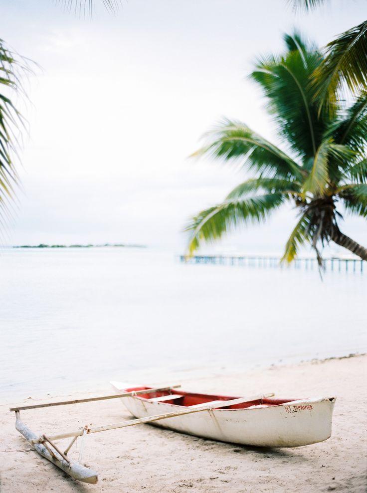Hard not to fall in love with Tahiti #moorea #bubblerock #honeymoon @bubblerock #contax645 #portra400