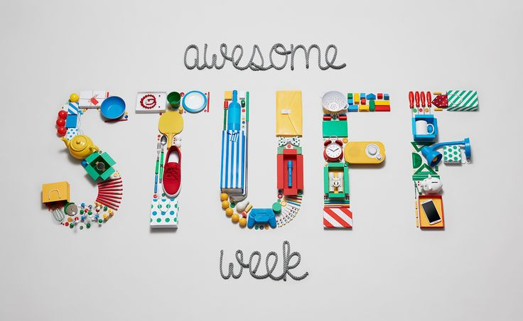 Awesome Stuff Week