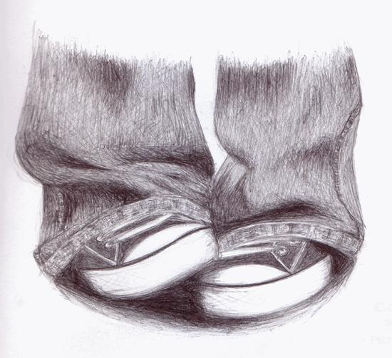 Converse sketch