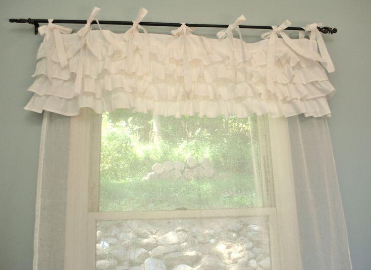 shabby chic curtains - Buscar con Google