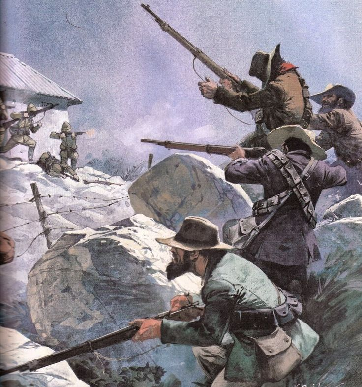 New York Life-Day by Day: The South African BOER WAR 1899-1902   Read here about the American involvement in the  Boer War.    http://www.henrileriche.com/2013/04/15/the-united-states-and-the-south-african-boer-war-when-standing-up-for-whats-right-did-not-involve-oil/