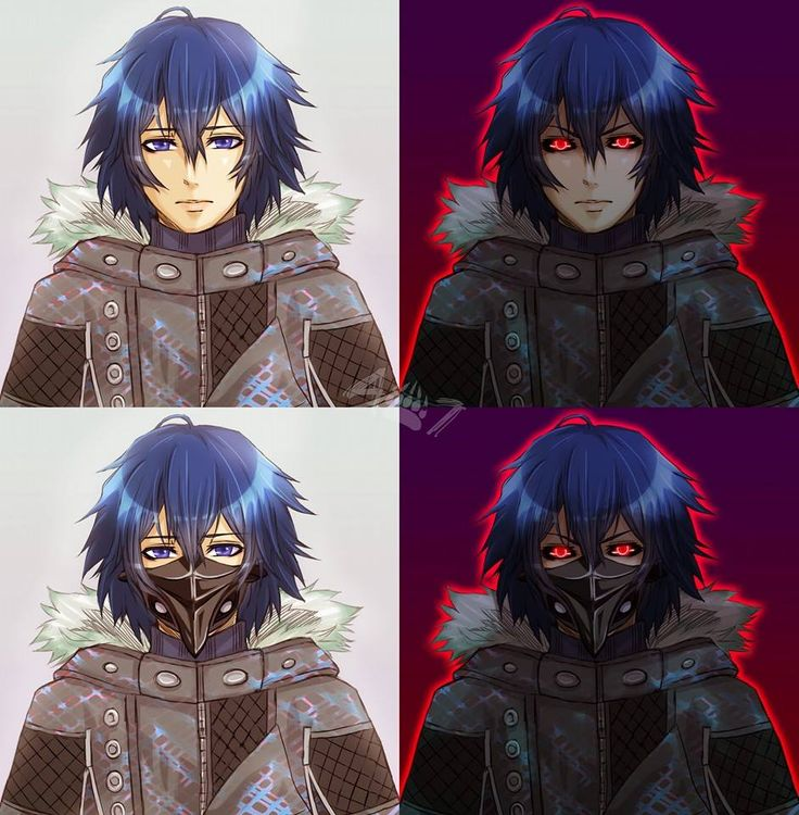 when ayato pulled his puppy face i went AWWW NOOOIII