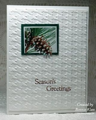 Beautiful card and directions: Stamps Cards, Christmas Cards, Cards Ideas, Crafts Cards, Cards Gener, Cards Stampin, Cards Tags, Christmas Cards Wins, Cards Crafts