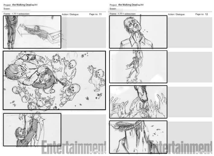 100 best storyboard \ colorscript images on Pinterest - interactive storyboards