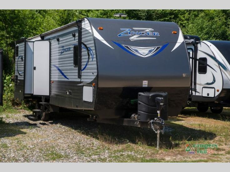Used 2017 CrossRoads RV Zinger 33bh Travel Trailer at Campers Inn | Kingston, NH | #19597A