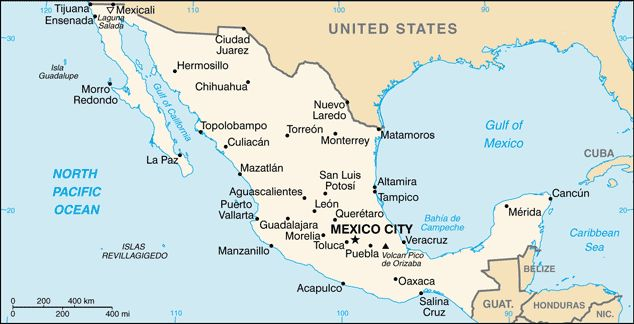 Click for travel information on Mexico, including passport validity, visa requirements, and vaccinations