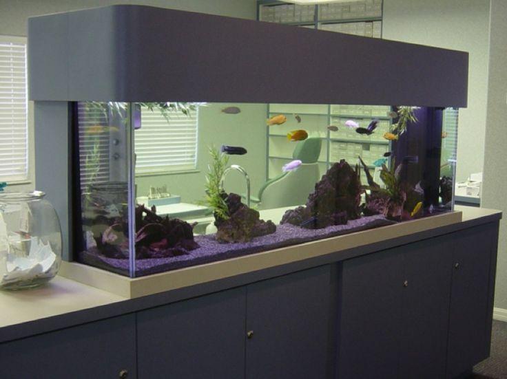 344 Best Fish Tanks Images On Pinterest | Aquarium Ideas, Aquarium Design  And Saltwater Aquarium