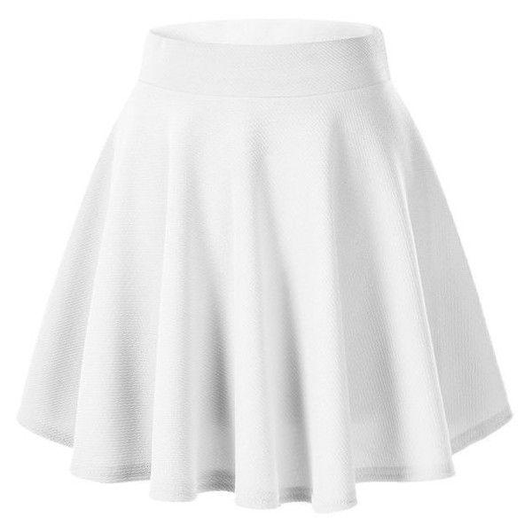 17 Best ideas about Short White Skirt on Pinterest | Skater skirt ...