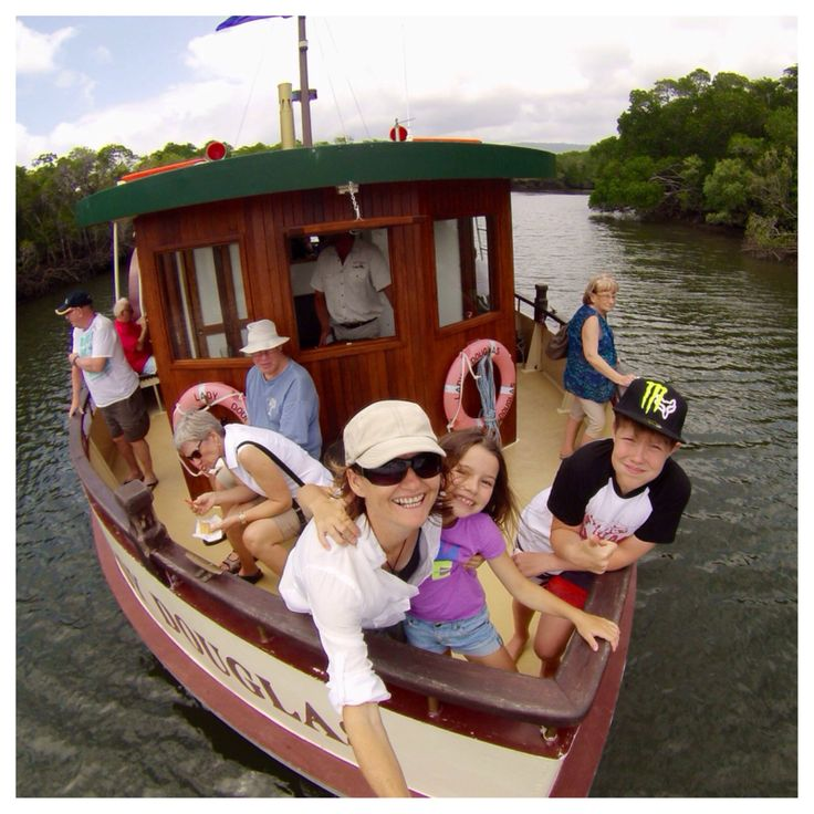 Lady Douglas River Cruise – 5 Things kids will love about this Boat! #PortDouglasReefTours