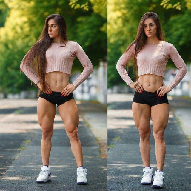 Джо Роган офигел от украинской фитнес-модели
