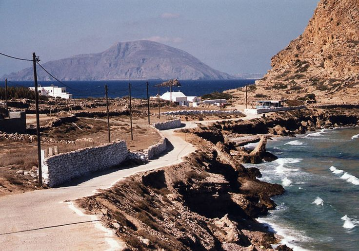 Kassos (Kasos) vakantie | Informatie over Kassos | Griekenland