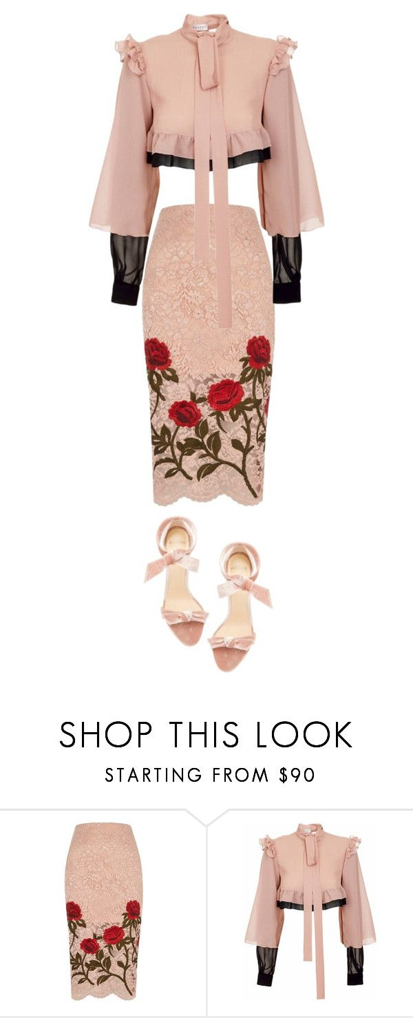 """Untitled #712"" by kristina-lindstrom on Polyvore featuring River Island, JIRI KALFAR and Alexandre Birman"