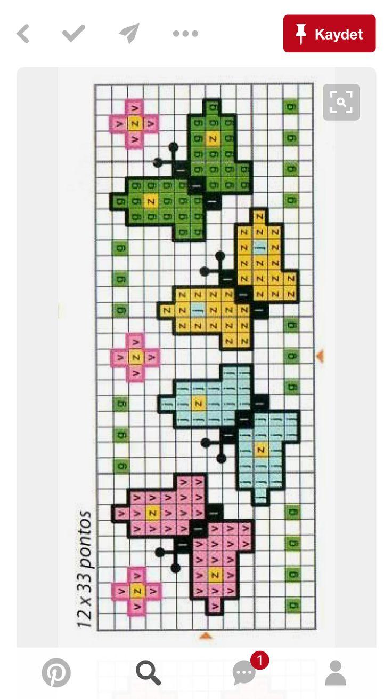 Mejores 162 imágenes de tejidos mariposa en Pinterest | Patrones ...