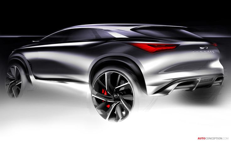 Infiniti QX Sport Inspiration Concept Unveiled in Beijing