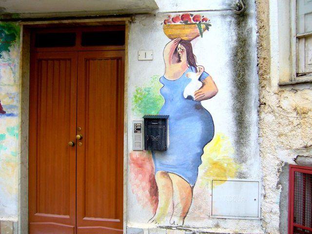 Murale di Orgosolo