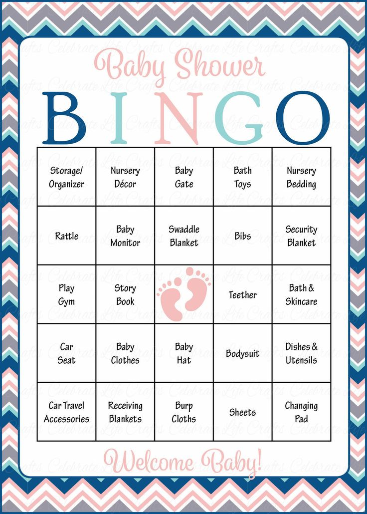 This is a graphic of Terrible Baby Bingo Printable