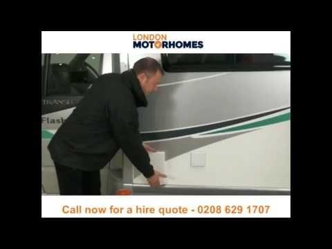 Motorhome hire and campervan rental London - Call 0208 629 1707