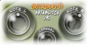 GeraBlitchJR ~ Sequenced Gate Effect Plugin For Logic Pro 9
