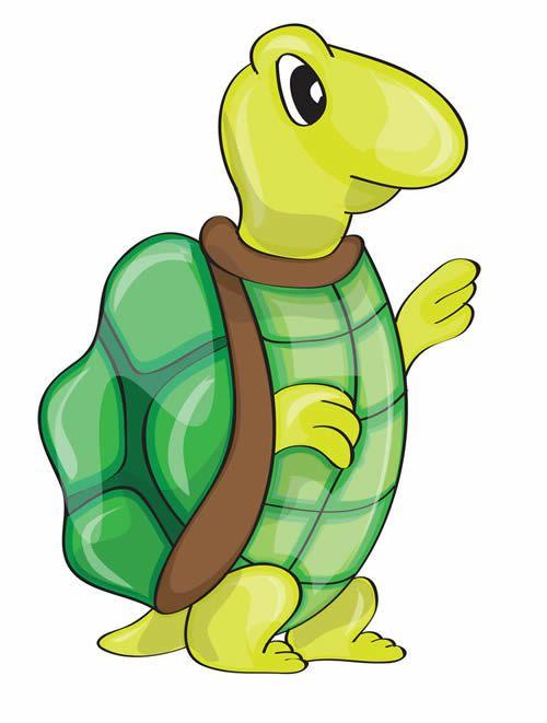 Cuento para niños: El peso de Doña Turtle | Érase una vez una tortuga que iba siempre, y como es costumbre entre las de su especie, con la casa a cuestas.