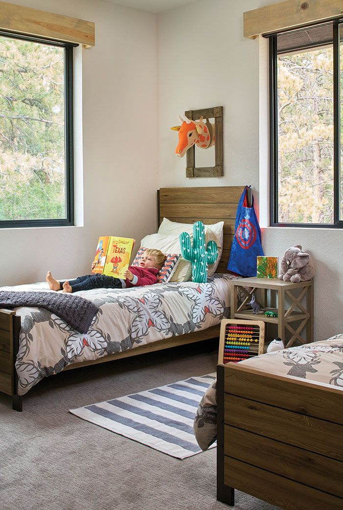 After Adopting Six Boys A Young Couple Builds A Home In Larkspur With Plenty Of Space For Their New Family Of Eight Colorado Home Design And