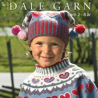 Dale of Norway Book Kids NR 230  how cute is this set