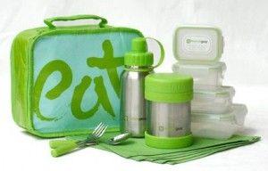 Green Bagging It!
