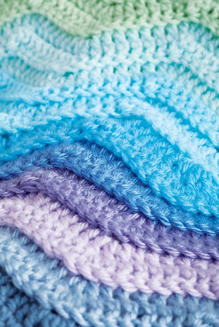 45 Best Crochet Ocean Afghan Ideas Images On Pinterest