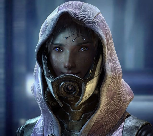 The 10 Greatest Mass Effect Romances