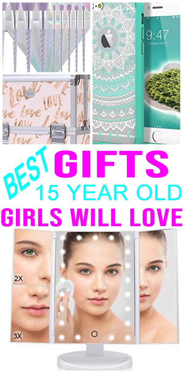 BEST Gifts 15 Year Old Girls Will Love