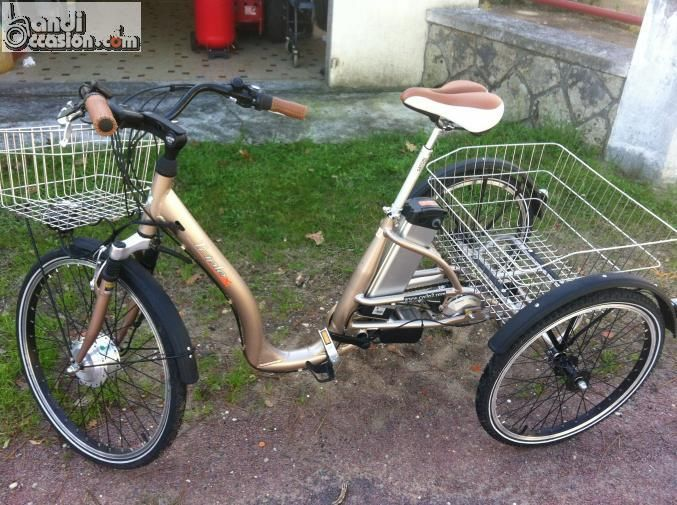 tricycle adulte motoris 800 annonces handi occasion