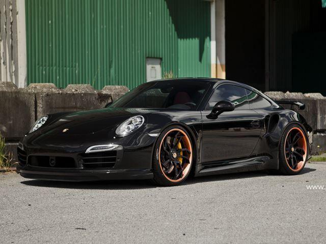 this porsche 911 turbo s is perfection - Porsche 911 Turbo Black 2000