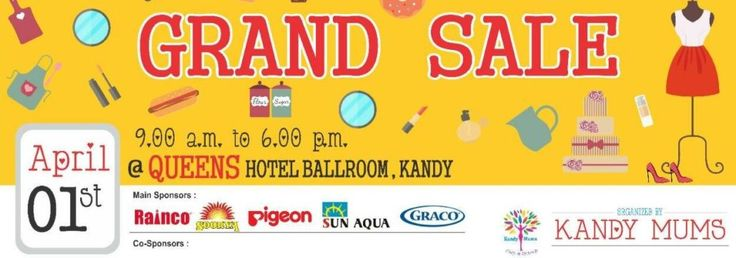 KANDY SHOPPING FESTIVAL KANDY MUMS NEW YEAR GRAND SALE    http://www.srilankanentertainer.com/sri-lanka-events/kandy-shopping-kandy-mums-new-year-sale/