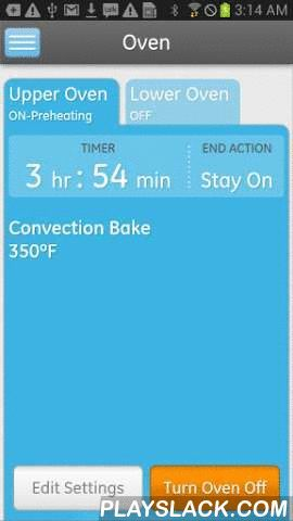 GE Brillion™  Android App - playslack.com , GE's Brillion™ app will give you the insight and control you need to manage your connected Wi-Fi enabled appliances and devices. Access to your appliance's status is available to you in home or out of home. Please Note:- Requires a Wi-Fi router with internet.- Requires a compatible GE PT9550, PT9050, PK7500, or PK7000 Series Wall Oven- Find out more at gebrillion.com- Works on a Wi-Fi or cellular network. Features:- View and control your Wall…