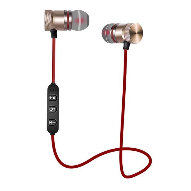 Newest Sgs Bluetooth Connected Sports Earphone Stereo Headset Microphone For Iphone Xiaomi Huawei Iphone Samsun Wireless Stereo Speakers Sport Earphones Xiaomi