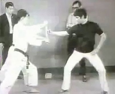 "The One Inch Punch. Scientists break down the physics and neuroscience behind Bruce Lee's legendary one-inch punch, the bodily application of his famous ""be like water"" philosophy. Drawing upon both physical and neuro power, Lee's devastating one-inch punch involved substantially more than arm strength. It was achieved through the fluid teamwork of every body part. ....."