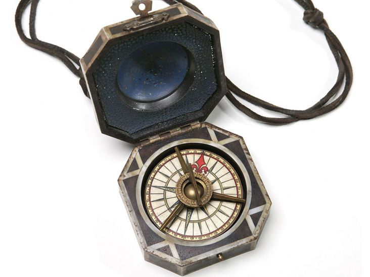 Jack Sparrow's compass was an unusual navigational instrument most notably used by Captain Jack...
