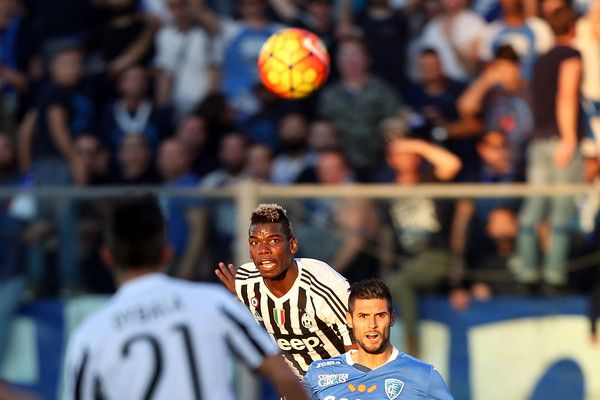 Paul Pogba Photos - Empoli FC v Juventus FC - Serie A - Zimbio