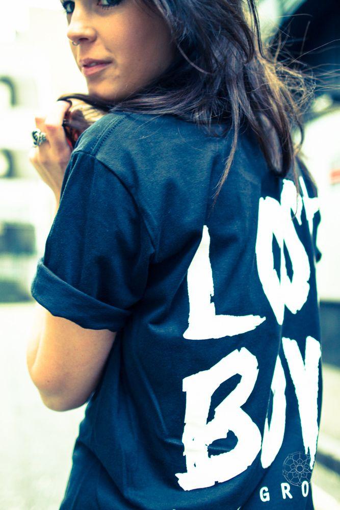 Lookbook for UK Streetwear Lost Boys – lostboysnevergrowup.co.uk.