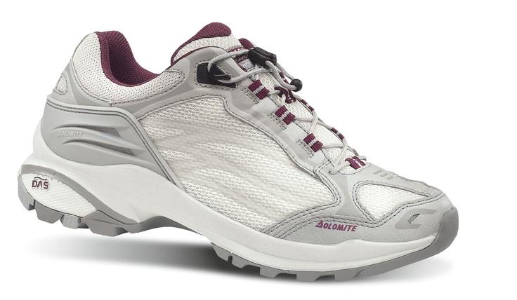 scarpa Dolomite linea Aria W_UP bianca