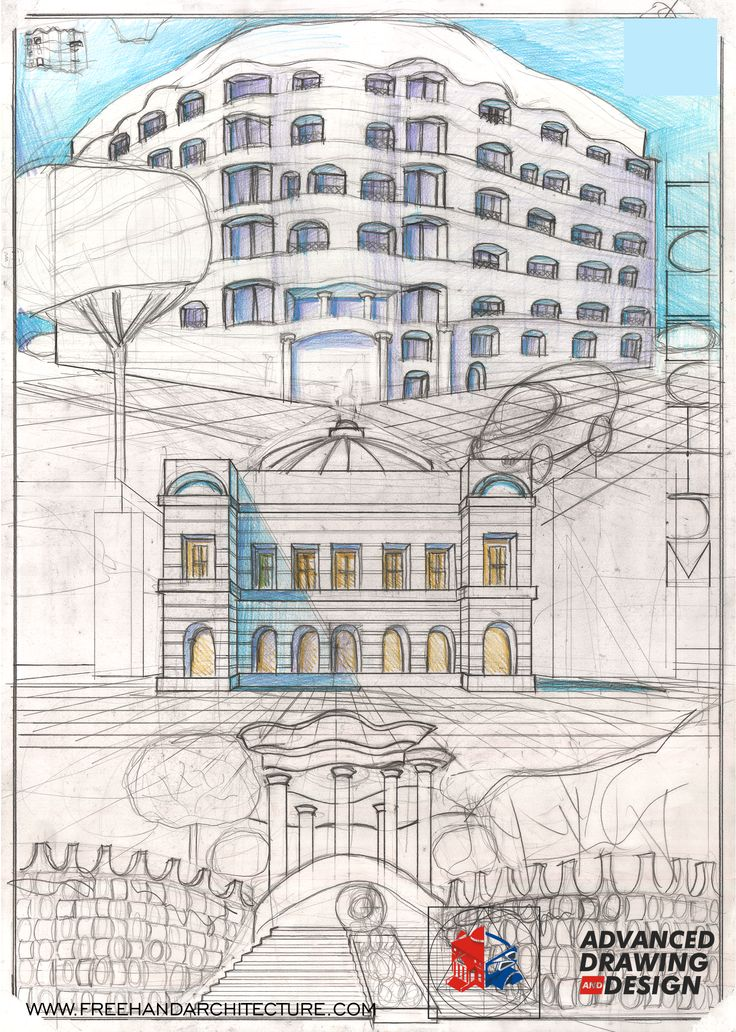 17 best images about beginner drawings on pinterest the for Architectural drawings online