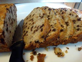 Boo boo banana bread (Betheny Frankel's healthy recipe)
