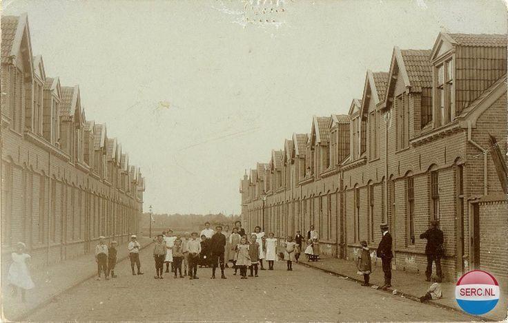Manegestraat Deventer (jaartal: 1920 tot 1930) - Foto's SERC