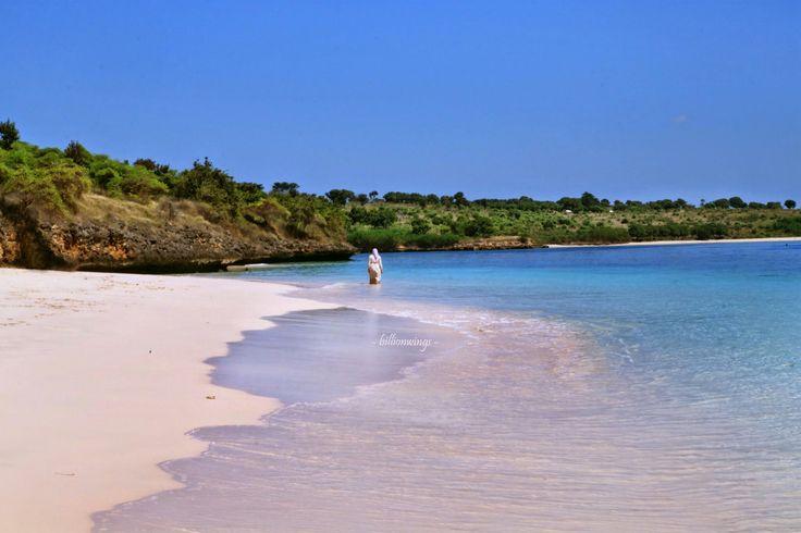 Pantai Pink, Tangsi Lombok Timur