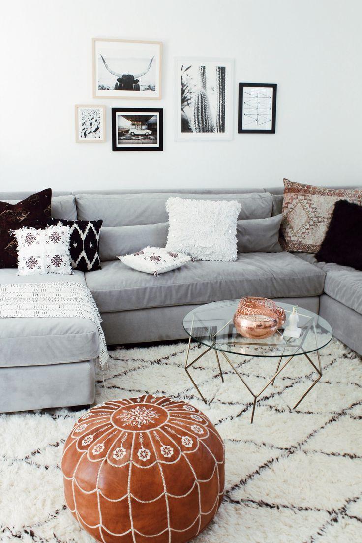 17 Best Ideas About Grey Sofa Decor On Pinterest Grey