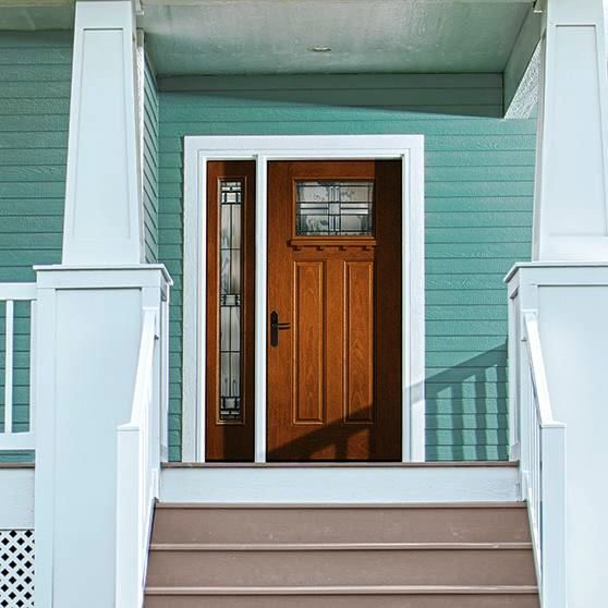 18 Best Classic Craft Mahogany Collection Images On Pinterest Fiberglass Entry Doors Entrance
