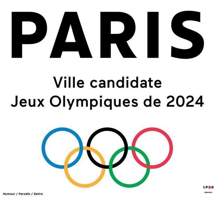 [LPQG Niouzes] Jeux Olympiques 2024: Paris en lice contre Paris Paris et Paris
